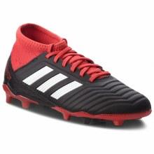 Adidas Predator18.3 FG J 3 Bla