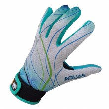 Aquas Glove Adults S White/blu
