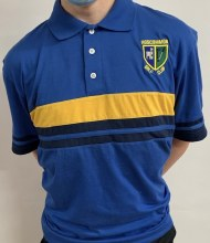 Azzurri Golf Polo XS Royal/Gol