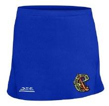 Camogie Skort Adults M Blue