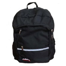 CAMPUS BACKPACK ONE SIZE BLACK
