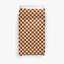 CHECKERED FLAGS 5X3 5X3 Purple