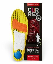 Currex Insoles 6-7.5 Red