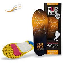 Currex Insoles 4-5.5 Yellow