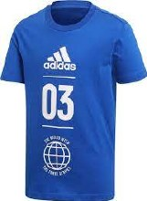 Adidas SID Tee 7/8 Blue/White