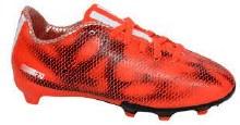 Adidas F10 FG J 5.5 Orange/Bla