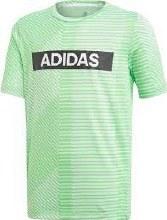 Adidas TR BR Tee 5/6 Green/whi