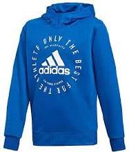 Adidas Sid PO Hoody 5/6 Blue/w