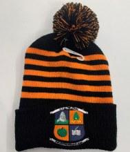 Elphin woolie hats F/S Black/O