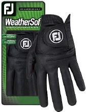 Footjoy Weathersof Mens M Blac
