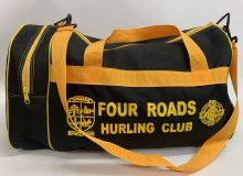 Four Roads Gear Bag Small Blac