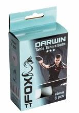Fox Darwin 3 Star TT Balls (Pk
