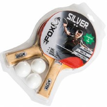 Fox TT sliver Table Tennis Set