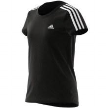 Adidas 3 Stripe Tee Girls 9/10