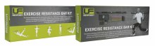 UFE Exercise Resistance BarKit