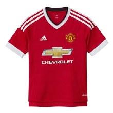 ManU FC Jersey Kids 7/8 Red