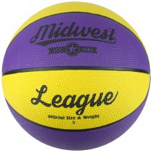 Midwest League Basketball 5 Ye