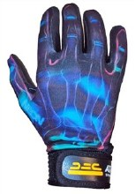 Neon Glove Adults S Purple