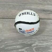 Oneills Sliotars Quick White