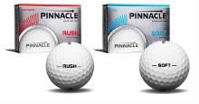 Pinnacle Golf Balls Feel (Pack of 3)
