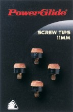 Powerglide Screw Tips 11mm Bro