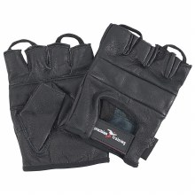 Precision Full Leather Weightlifting Glove Small