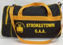 S/town Gear Bag Small Black/ye