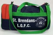 St Brendans Gear Bag Small Red