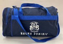 St Dominics Gear Bag Small Blu