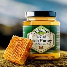 100% Raw Irish Honey