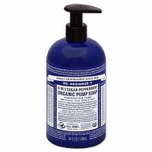 4 In 1 Peppermint Pump Soap -
