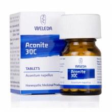 Aconite 30c 125tabs