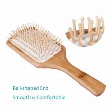 Bamboo Hair Brush 1