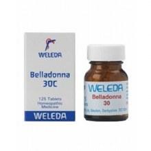 Belladonna 30c 125tabs