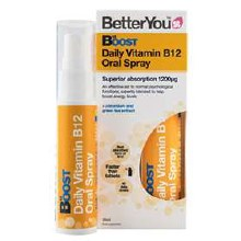 Bet You Boost B12 Oral Spray