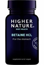 Betaine Hcl   90caps