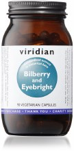 Bilberry W Eyebright 90 Caps