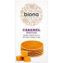 Biona Caramel Syrup Waffles