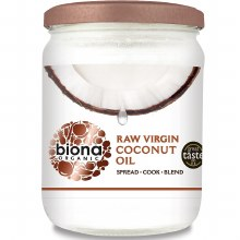 Biona Og Coconut Oil 400g