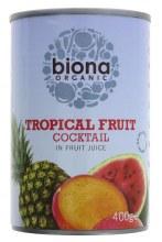 Biona Tropical Fruit Cocktail