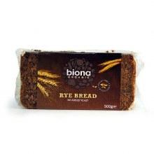 Biona W/grain Org Rye Bread