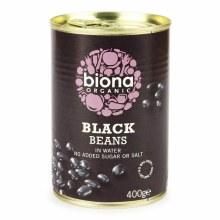 Black Beans Organic 400g
