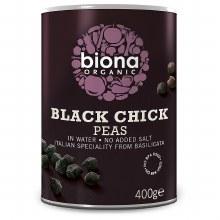 Black Chick Peas Organic 400g