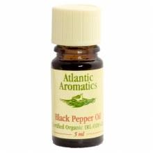 Black Pepper Organic 5ml