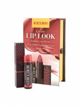Burt's Bees Get The Lip Look