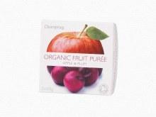 C'spring Og Apple+plum Puree