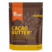 Cacao Butter (org) 200g