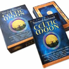 Celtic moon oracle cards
