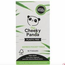 Cheeky Panda Pocket Tissue