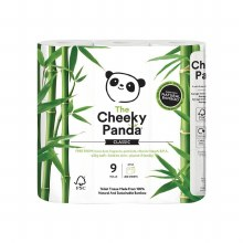 Cheeky Panda Toilet Tissue 9pk